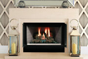 Majestic Sovereign Sa36r 36 Radiant Wood Burning Fireplace