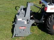 New Titan Ul48 Rotary Tiller For Compact Tractors 48 Width 540 Pto Fits Many
