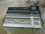 Mackie Tt24 24 Channel Digital Mixing Console With Usb Output Built In Effects