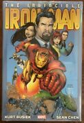 Marvel Omnibus Invincible Iron Man By Busiek And Chen Sealed