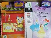 347 Books Leap Pad Leap Frog 1 New 11 Used Princess Stories Bounce Tigger W/c