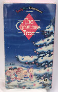 Vintage The Christmas Tree Family Home Entertainment Vhs, 1991 New
