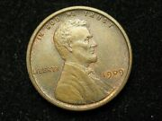 Summer Sale Bu 1909-p Vdb Wheat Cent Penny Collectible Condition Coin 176
