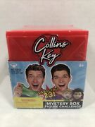 Collins Key Mystery Figure Challenge Collins Key Guess What's Inside 6+ New