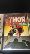 Vintage Marvel Comic Book Thor's Journey Into The Mystery 125
