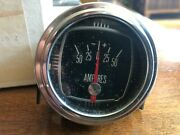 Mercruiser Quicksilver Amp Meter Complete With Mounting - New In Box