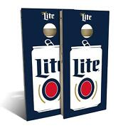 Miller Lite Vintage Beer Cornhole Boards - The Perfect Christmas Gift
