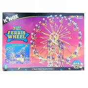 Kandrsquonex Ferris Wheel Kit 15116 3 Ft Tall 3 Different Builds Made In Usa Open Box