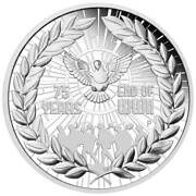 2020 1oz Silver Proof Coin - End Of Wwi 75th Anniversary