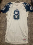 Ultra Rare Vtg Dallas Cowboys Troy Aikman 1995 Team Issued Nfl Stars Jersey Game