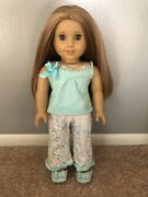 American Girl Doll Retired Mckenna With Extra Outfits And Accessories
