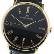 Maurice Lacroix Lc6007-pg101-310 Date See-through Back Automatic_635760