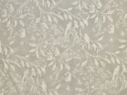 Galbraith And Paul Sumi Silhouette Wave White Hand Printed Linen New 11+ Yards
