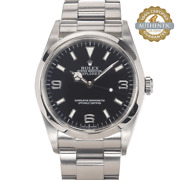 Rolex 36mm Explorer 114270 Stainless Steel Oyster Watch Only