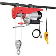 2000 Lb. Electric Hoist With Remote Control