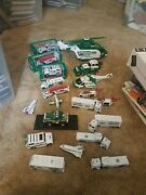 Hess Truck Lot Of 20 - Trucks Cars Plane Helicopter + More
