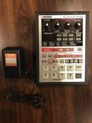 Boss Roland Sp-303 Dr.sample Drum Machine Tested Working Used