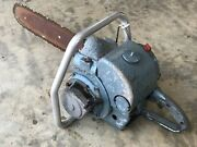 Vintage Homelite Zip Chainsaw Chain Saw Parts Saw Sss