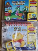 361 Books Leap Pad Leap Frog 5 Used My First Leap Pad Once Upon A Rhyme, Pooh's
