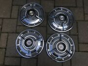 14andrdquo 1963 Chevrolet Ss Wheel Covers Set Of 4