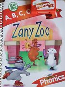 366 Books Leap Pad Leap Frog Used Phonic Kit 1 4 Books Zany Zoo, Tad Ca Tap, W/c