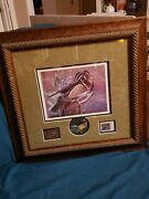 Ducks Unlimited Limited Edition Print And Stamp 539/2000 Ken Bucklew