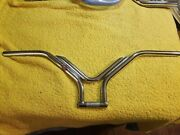 Odyssey Y Bars 90s Bmx Handlebars Chrome. Look New. Authentic💥fits Gt Hutch Elf