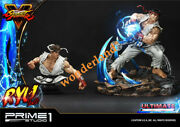 Prime 1 Studio The King Of Fighters Ryu Resin Painted Limited Statue In Stock