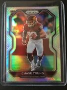 Chase Young Rookie Card Lot Prizm Optic Select 6