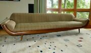 Very Cool Mid-century Modern Adrian Pearsall Style Sofa