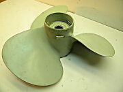 Michigan 3 Blade Boat Propeller 082029 15-16 Inches. Never Used.