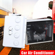 12v Car Air Conditioning Fan System For Truck Rv Car Tractor Air Conditioner New