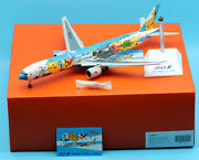 Jc Wings 1200 Ana Airlines B777-300 Diecast Aircraft Jet Model Ja754a Flap Down