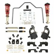 Bell Tech 1008hkp Coilover Adjustable Spring Lowering Kit For 15-20 Ford F-150