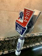 New Pabst Blue Ribbon 1844 Tap Handle