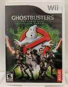 Ghostbusters The Video Game Wii Cib And Tested