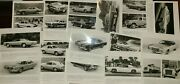 1971 Ford Of Canada Press Photo Brochure Lot Of 15 Mustang Torino Lincoln Merc
