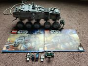 Lego Star Wars Clone Turbo Tank 8098 99 Complete Great Condition
