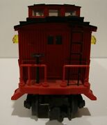 O Scale Baltimore And Ohio Wood-sided Caboose