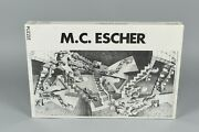 M.c. Escher 1000 Pc Puzzle House Of Stairs Selegiochi New And Sealed
