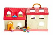 Fisher-price Little People Surprise And Sounds Home Kids Pretend Play Toys