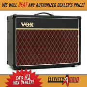 Vox Ac15c1 Custom 2-channel 1 X 12 Guitar Combo Amp. Has Your Name On It Buy
