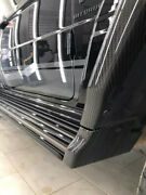 Carbon Side Skirts Inserts For Mercedes Benz G-class W463a Renegade Design