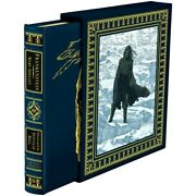 Frankenstein By Mary Shelley Easton Press Illustrated Signed ✍ Deluxe Edition