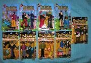 Complete 9 Figure Set The Beatles Yellow Submarine By Mcfarlane Toys 1999/2000