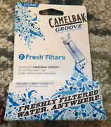 Camelbak Groove Replacement Filter Two Pack New/sealed