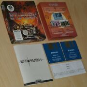Starush By Ubi Soft Commodore Amiga Boxed Collectible German/french/english