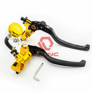 7/8 Motorcycle Hydraulic Brake Clutch Lever Master Cylinder For 300-1800cc Type