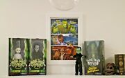 Living Dead Dolls Lot Bride Of Frankenstein And Creature From The Black Lagoon