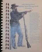 Civil War History Of The 42nd/13th Pennsylvania Infantry Reserves Bucktails